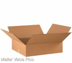 20 22 X 18 X 6 Corrugated Shipping Boxes Packing Storage Cartons Cardboard Box