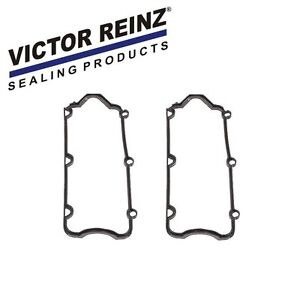 For Audi 100 90 A4 A6 Quattro V6 2 8l Pair Set Of 2 Engine Valve Cover Gaskets