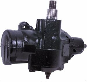 Ford Pick Up Steering Gear Box 27 7516