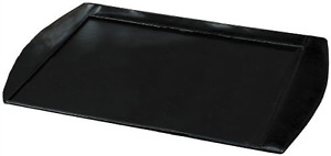 New Buddy Products Roma Leather Desk Pad 20 X 0 75 X 30 Inches Black 9238 26