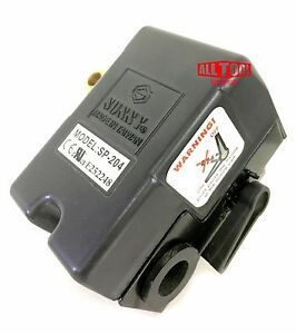 Replacement Air Compressor Pressure Switch Sunny H4 4 Port 140 175 Psi 25amp