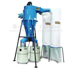 Baileigh Cyclone Dust Collector Dc 6000c