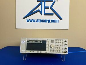 Agilent hp E4424b 250k 2ghz Rf Signal Generator High Spectral Purity