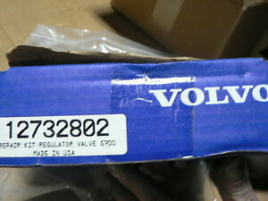 Volvo 12732802 Champion Road Grader Series 700 Kit Pressure Valve 38684