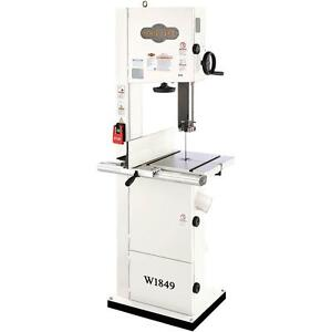 Shop Fox W1849 14 2hp Resaw Bandsaw W Fence new For 2017