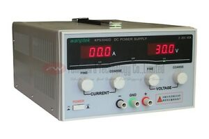 Kps3040d Adjustable High Power Switching Dc Power Supply 0 30v 0 40a Input Ac220