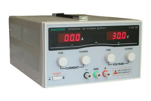 Kps6030d Adjustable High Power Switching Dc Power Supply 0 60v 0 30a Input Ac220