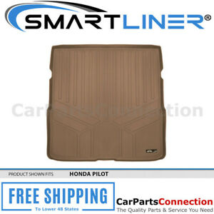 Maxliner All Weather Cargo Liner For Honda Pilot Behind 2nd Row 16 17 Tan D1200
