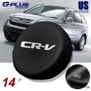 For Honda Crv Cr V 14 Spare Wheel Tire Tyre Cover Case Soft Bag Protector