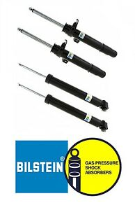 For Bmw F32 428i 435i Coupe Front Rear B4 Shocks Kit Bilstein Touring Class