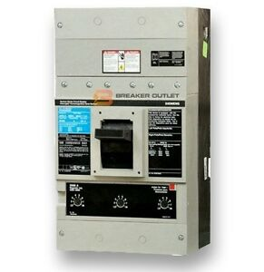 New In Box Rd63f200 Siemens Circuit Breaker Frame 2000 Amp