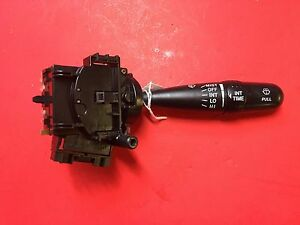 2003 2008 Toyota Corolla Intermittent Wiper Switch Used Oem