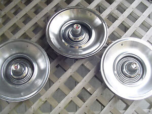61 63 Chrysler Imperial Hubcap Wheel Cover Center Cap Antique Vintage Classic