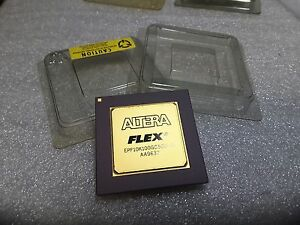 Altera Flex Gold Epf10k100gc503 3 Embedded Programmable Logic Ic Fpga New 89
