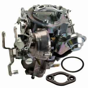 1 Barrel Carburetor Fit Chevrolet Chevy Gmc V6 6cyl 4 1l 250 4 8l 292 Engine