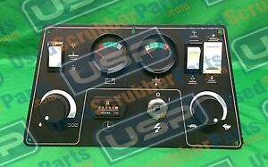Pre owned Advance Part 66389a Console Panel clarke Vision 26ix