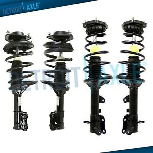 For 2000 2003 2004 2005 2006 Hyundai Elantra Front Rear Struts Spring Kit