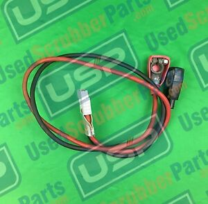 Pre owned Advance Part 41208a Battery Cable clarke Vision 26ix