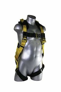 Guardian Fall Protection 11163 Xl xxl Seraph Universal Harness With Side D rings