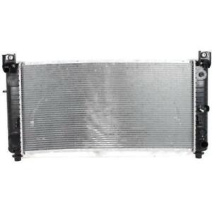 2007 2010 For Chevrolet Silverado 3500 Hd Radiator Without Eoc