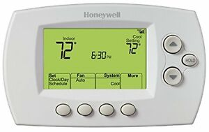 Honeywell Rth6580wf Wi fi 7 day Programmable Thermostat