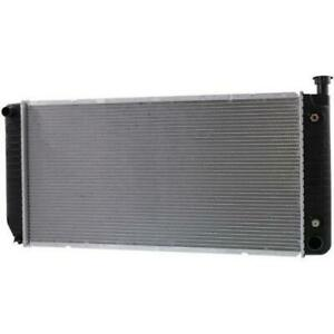 C k Full Size P u 96 99 Escalade 99 00 Radiator 34x17 In 5 7l W o Eoc