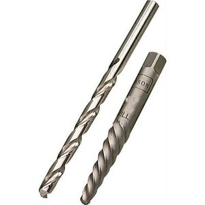 Screw Extractor Drill Bit Combo