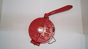 Kidde Fenwa Fire Extinguisher Cover W Striker No Glass 894e3 F s Usa