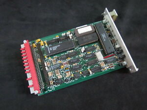 Applied Materials amat 0090 35723 Pcb Assy Centerfinder Sbc For Mc robot