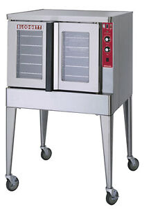 Blodgett Zephaire Full Size Standard Depth Electric Convection Oven