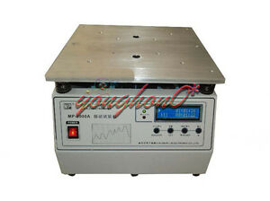 220v Electromagnetic Vibration Table Vertical Vibration Tester Testing Machine