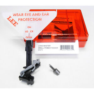 Lee Precision Reloading Load-Master Small Primer Feeder 90075