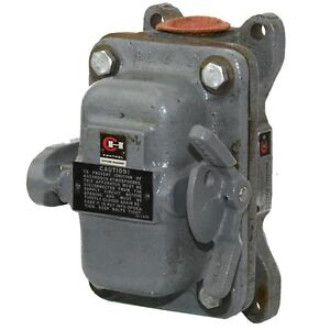 10250h1945 Ch Lever Std Duty Start stop Push Button Station ses