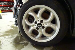 Oem 16x6 1 2 Alloy Wheel 2011 2012 2013 Bmw Mini Cooper tire Not Included