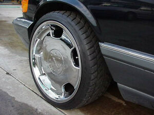 One 1 Lorinser 9 5 X 20 Inch D93 Wheel For Mercedes S500 S430