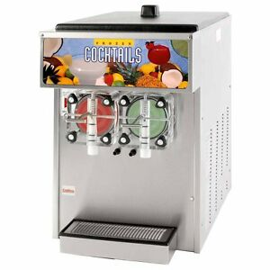 Gmcw 3312 Crathco Dual Cylinder 7 5 Gallon Frozen Beverage Dispenser