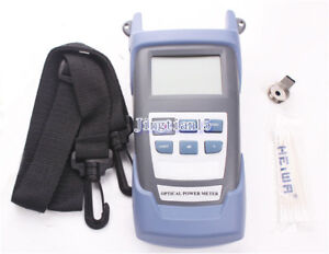 Optical Fiber Power Meter Tester Fiber Optic Ftth 70 10 Or 50 26 Ry3200a b