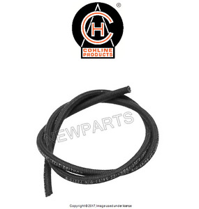 New For Mercedes W123 W124 W126 1 Meter Diesel Fuel Hose Nozzle To Return Line