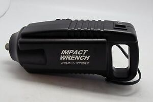 Roadside 1 2 Drive Impact Wrench Dc 12v In Case sold As is Free Shipping