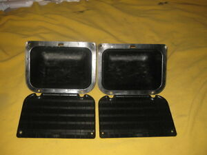 Datsun 280zx Storage Compartments Rear Floor 1979 1983