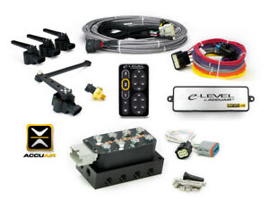 Accuair Vu4 E level Touchpad Electronic Leveling Air Bag Suspension System