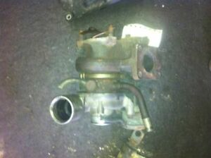 85 86 Starion Turbo Supercharger Without Intercooler 2 6 Liter 4 Cylinder