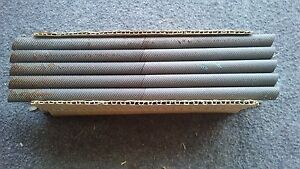 Grob Fa 18 File Chain Half Round New In Box Some Surface Rust