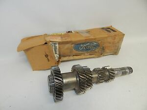 New Oem 1990 1998 Ford Mustang Transmission Countershaft Cluster Gear 5 speed