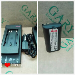 New Leica Charger Gkl211 At With High Quality Top Battery Geb212 For Tps1200