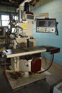 Fm32h Chevalier Cnc Turret type Vertical Mill 27985