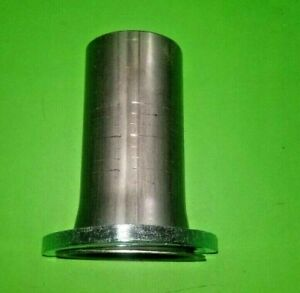 1x 3 To 2 50 409 Stainless 3 Bolt Flange Gasket Style Header Collector Reducer