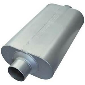 Flowmaster 53055 Super 50 Series Muffler 3 In 3 Out 23 Long