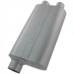 Flowmaster 530562 Super 50 Series Muffler 3 In 2 5 Out 23 Long