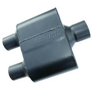 Flowmaster 8430152 Super 10 Series Muffler 3 In 2 5 Out 20 5 Long